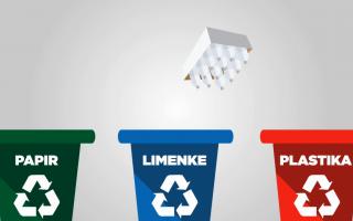 Smanji otpad